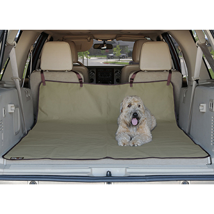 Solvit Waterproof Sta-Put SUV Cargo Liner (Click for Larger Image)