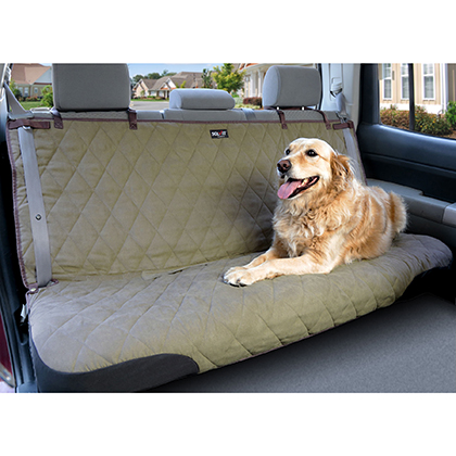 Solvit Sta-Put Deluxe Bench Seat Cover (Click for Larger Image)
