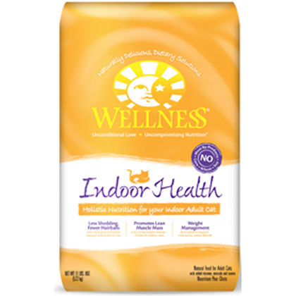 Wellness Indoor Health Dry Cat Food 11.5 lb by 1-800-PetMeds