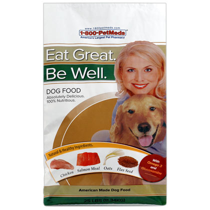 Eat Great Be Well Dog Food (Click for Larger Image)