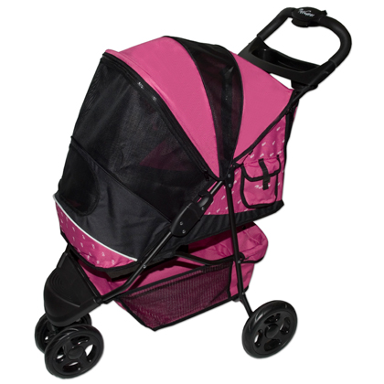 Special Edition Pet Stroller (Click for Larger Image)