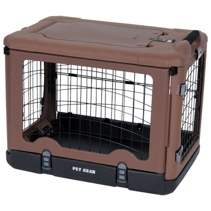 The Super Dog Crate Lite  (Click for Larger Image)
