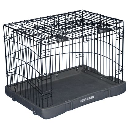 Travel Lite Wire Dog Crate (Click for Larger Image)