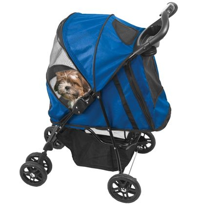Happy Trails Pet Stroller (Click for Larger Image)