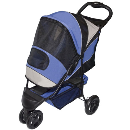 Pet Gear Sportster Pet Stroller (Click for Larger Image)