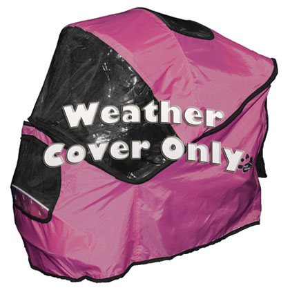 Special Edition Pet Stroller Weather Cover (Click for Larger Image)