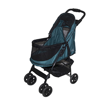 Pet Gear Happy Trails No Zip Pet Stroller (Click for Larger Image)