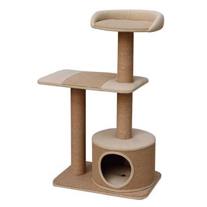 Petpals 3 Level Cat Condo 39 Inch