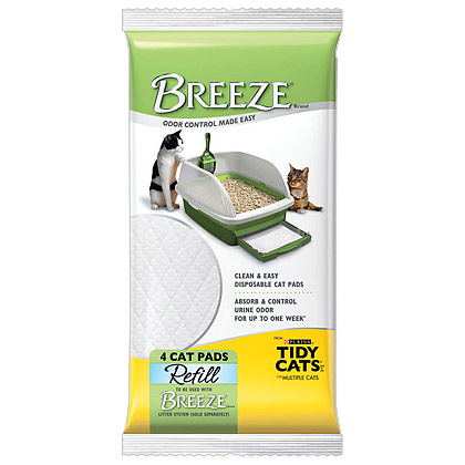Breeze Litter Box System Refill Pads (Click for Larger Image)