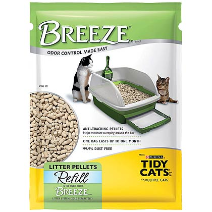 Breeze Litter Box System Refill Pellets (Click for Larger Image)