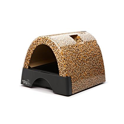 Kitty A GoGo Cat Litter Box (Click for Larger Image)