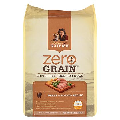 rachael ray dog food grain free