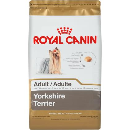 Royal Canin Yorkshire Terrier  Dry Dog Food (Click for Larger Image)