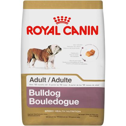 Royal Canin Bulldog Dry Dog Food (Click for Larger Image)