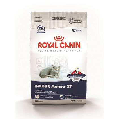 Royal Canin Indoor Mature Dry Cat Food (Click for Larger Image)
