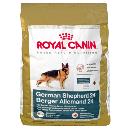 royal canin german shepherd dog food royal canin german shepherd 24 dry dog food 1800petmeds 9535