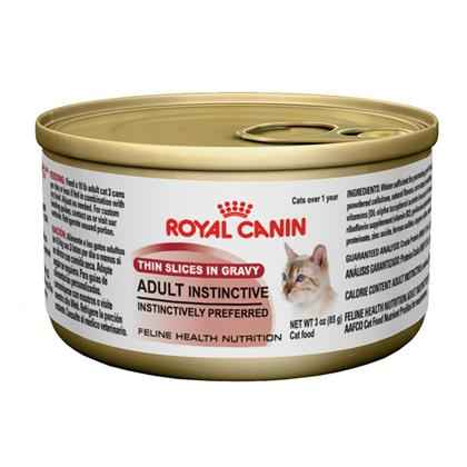 Royal Canin Kitten and Adult Instinctive Canned Food (Click for Larger Image)