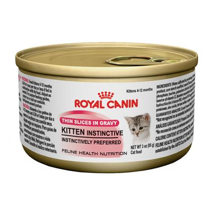 Royal Canin Canned Kitten 24 3oz