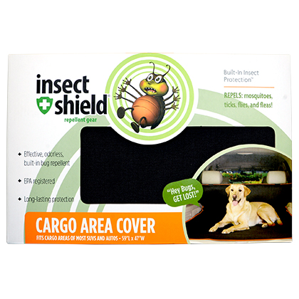 Insect Shield Insect Repellent Fabric Cargo Area Cover (Click for Larger Image)