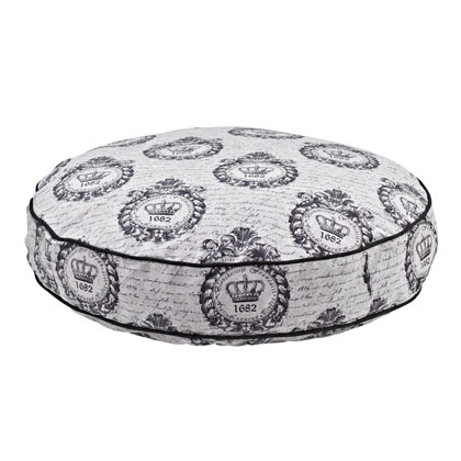Bowsers Luxury Round Dog Bed (Click for Larger Image)