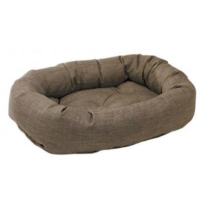 Bowsers Donut Dog Bed (Click for Larger Image)