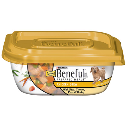 Beneful Chicken Stew 8/10oz Tubs