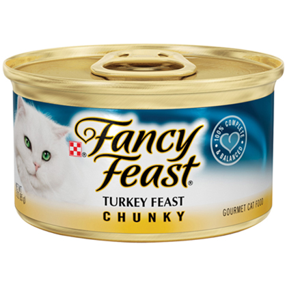 Fancy Feast Chunky Cat Food (Click for Larger Image)