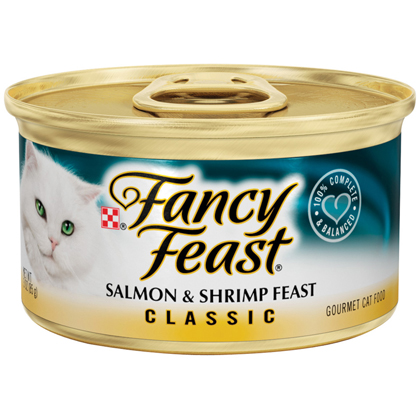 Fancy Feast Classic Cat Food (Click for Larger Image)