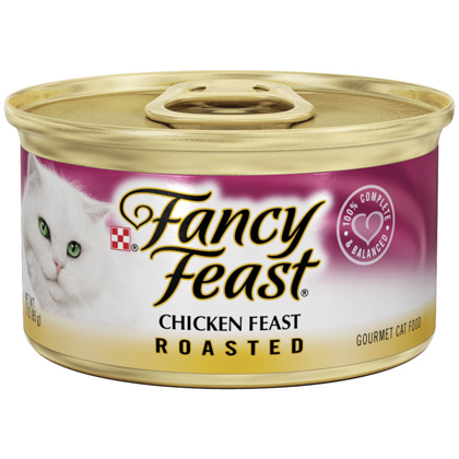 Fancy Feast Roasted Cat Food (Click for Larger Image)