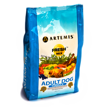 Artemis Fresh Mix Adult Dry Dog Food (Click for Larger Image)