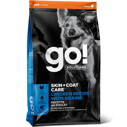 Go! Dry Dog Food (Click for Larger Image)