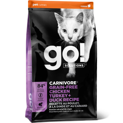 Go! Dry Cat Food (Click for Larger Image)