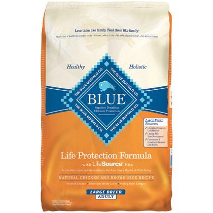 Pet Seat Covers >> Blue Buffalo Large Breed Adult Dry Dog Food - 1800PetMeds