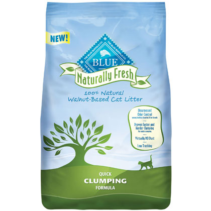 Blue Buffalo Naturally Fresh Clumping Cat Litter (Click for Larger Image)