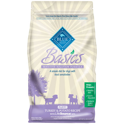 Blue Buffalo Basics Dry Puppy Food (Click for Larger Image)