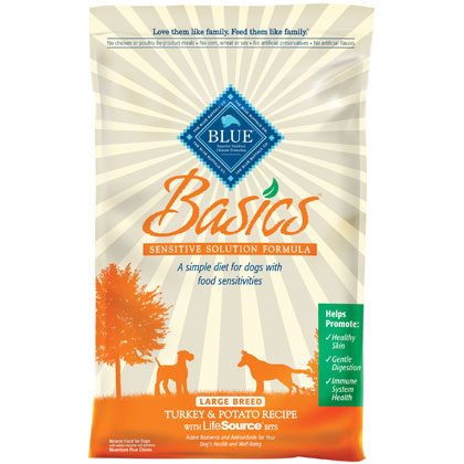 Blue Buffalo Basics Large Breed Dry Dog Food (Click for Larger Image)