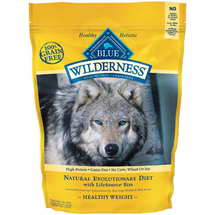 Blue Buffalo Wilderness Healthy Weight Dry Dog Food (Click for Larger Image)