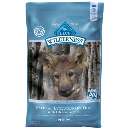 Blue Buffalo Wilderness Dry Puppy Food  (Click for Larger Image)