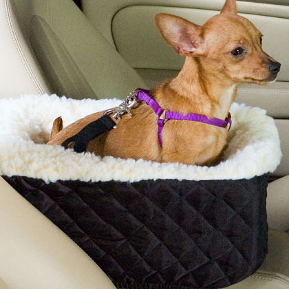 Snoozer Console Pet Car Seat (Click for Larger Image)
