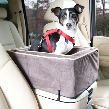 snoozer luxury console pet car seat 1800petmeds 1800petmeds. Black Bedroom Furniture Sets. Home Design Ideas