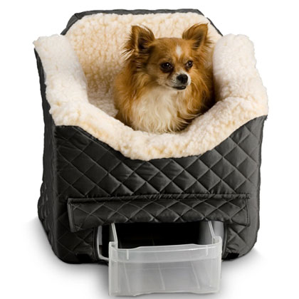 Snoozer Lookout II Pet Car Seat (Click for Larger Image)