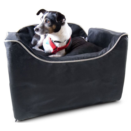 Snoozer Luxury Lookout I Pet Car Seat (Click for Larger Image)