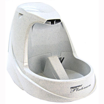 Drinkwell Platinum Pet Fountain (Click for Larger Image)