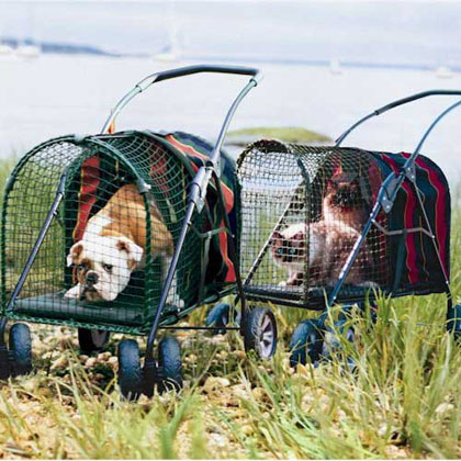 Kittywalk SUV Pet Stroller (Click for Larger Image)