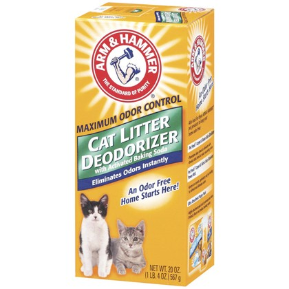 Arm & Hammer Cat Litter Deodorizer (Click for Larger Image)