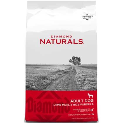 Diamond Naturals Lamb Meal & Rice Adult Dry Dog Food