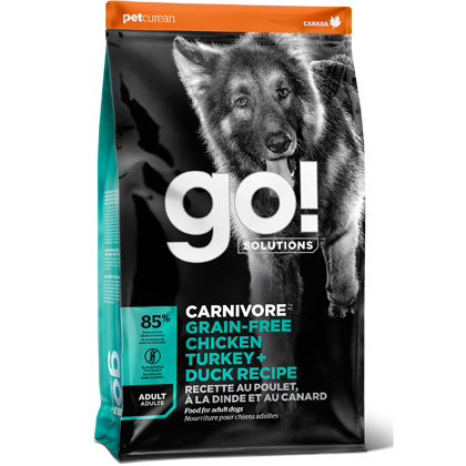 Go! Fit + Free Grain Free Adult Recipe Dry Dog Food 12 lb by