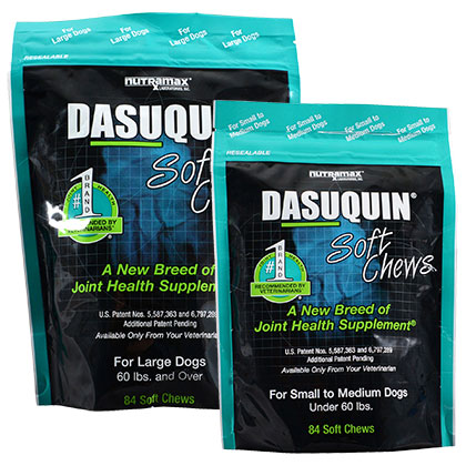 Dasuquin Soft Chews For Dogs (Click for Larger Image)