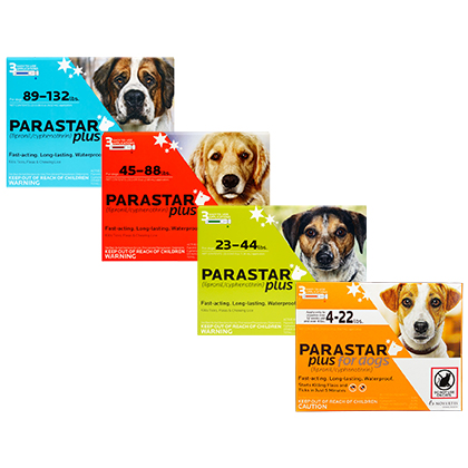 Parastar Plus for Dogs (Click for Larger Image)