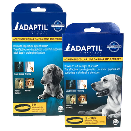 Comfort Zone Calming Collar with Adaptil  (Click for Larger Image)